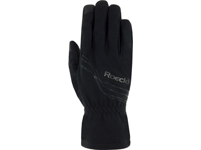 Roeckl Kalmar Windproof Gloves black
